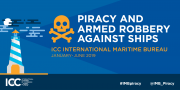 Seas off West Africa world's worst for pirate attacks,  IMB reports