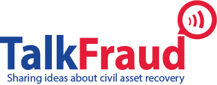 Talkfraud logo
