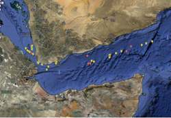 First vessel successfully hijacked in Bab el Mandeb straits