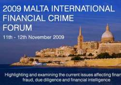 The forum explored the latest ways to tackle financial crime